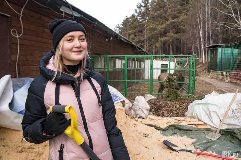 Анна Пахомова, студентка