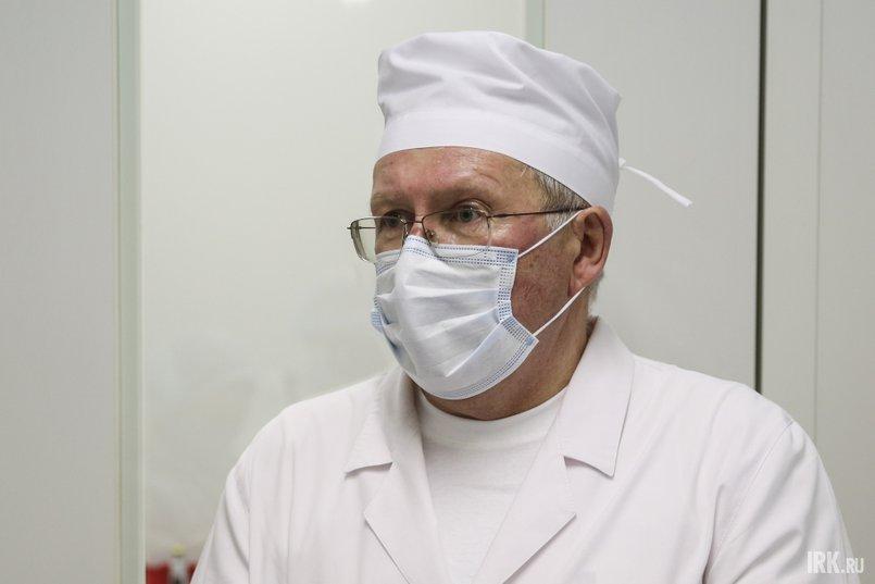 Сергей Балахонов, директор Иркутского научно-исследовательского противочумного института Роспотребнадзора