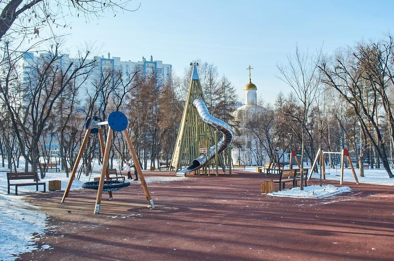 Лисихинский парк