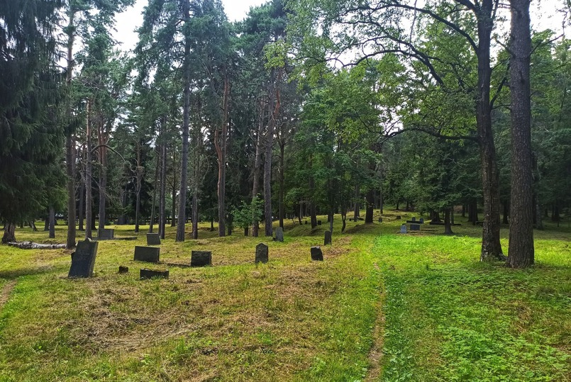 Финское кладбище