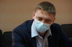Антон Красноштанов. Фото со страницы в «Фейсбуке»