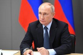 Путина пригласили на запуск газохимического комплекса в Усть-Куте в 2024 году