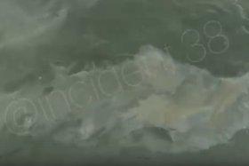 Росприроднадзор выясняет причины загрязнения Ангары в Иркутске