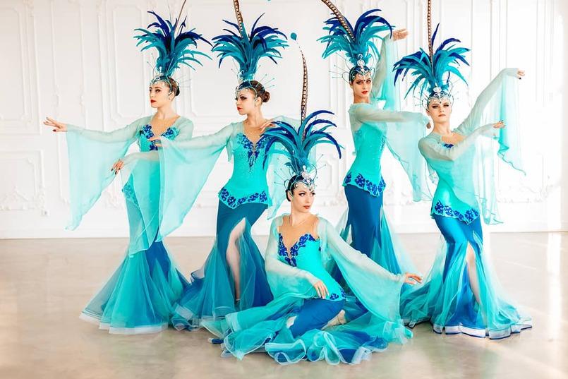 Шоу-балет Crystal-show