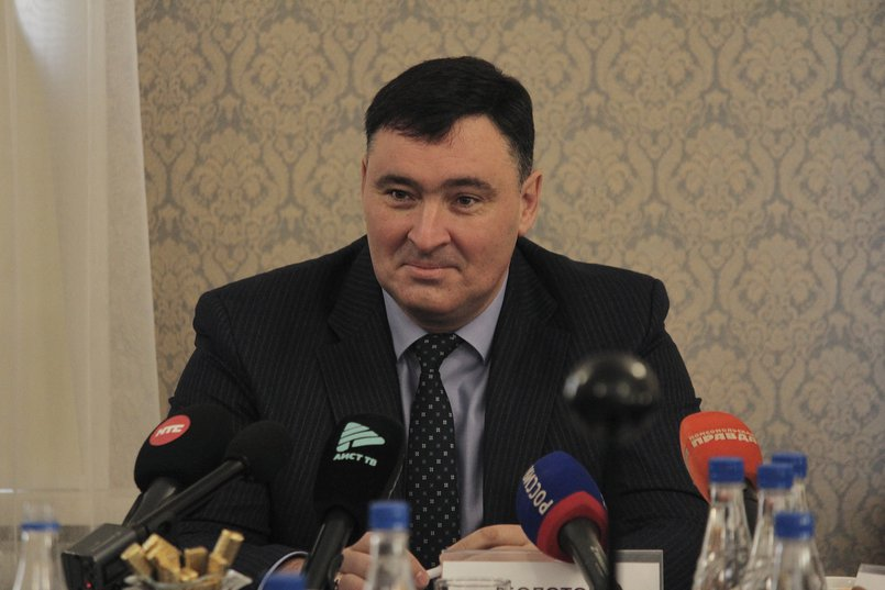 Руслан Болотов, мэр Иркутска