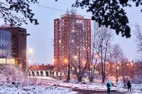 ЖК «Союз». Фото Маргариты Романовой, IRK.ru