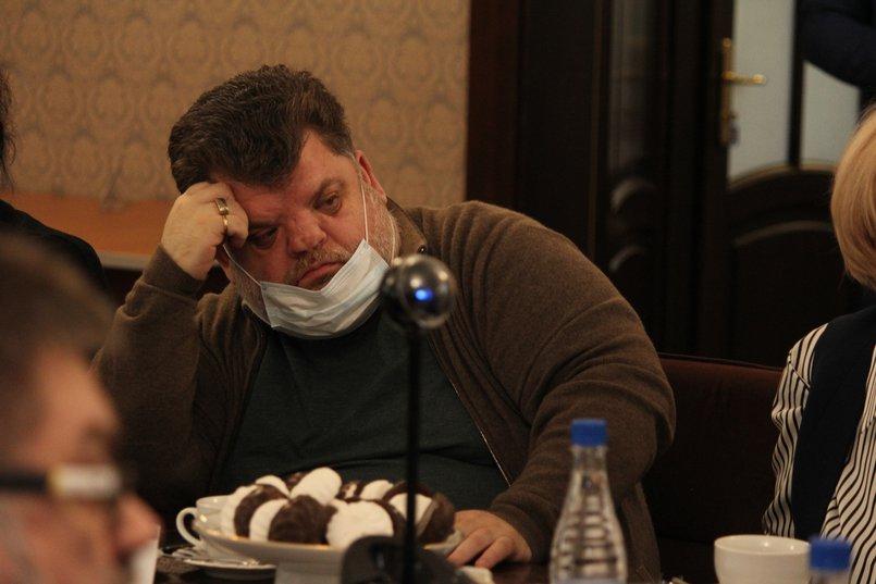 Александр Гимельштейн («Восточно-Сибирская правда»)