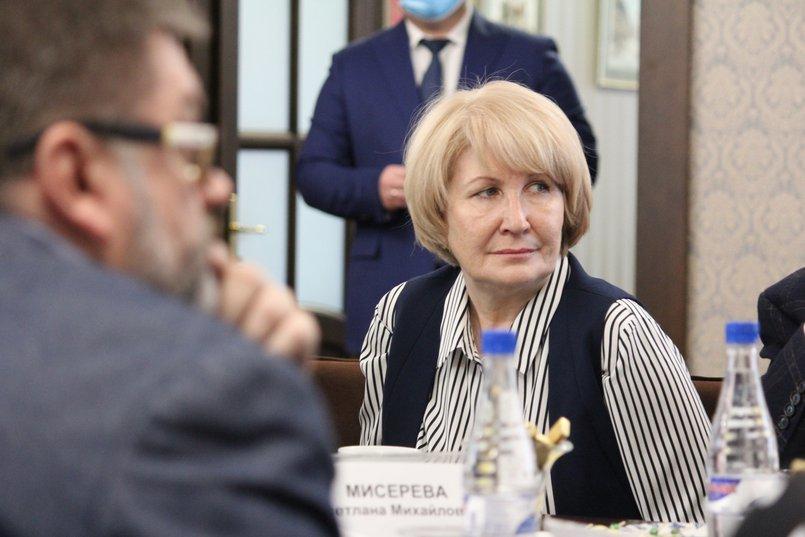 """Светлана Мисерева (АиФ в Восточной Сибири"""")"""