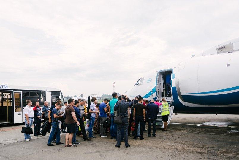 В 2019 году Ан-148 перевезли примерно половину пассажиров иркутской авиакомпании