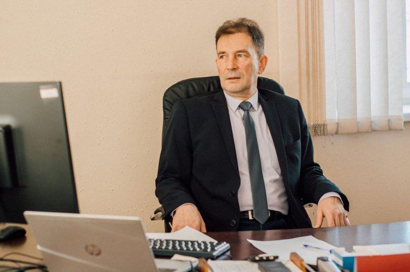 Сергей Саламатов. Фото АК «Ангара»
