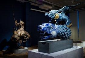 Обновленная выставка скульптур Даши Намдакова