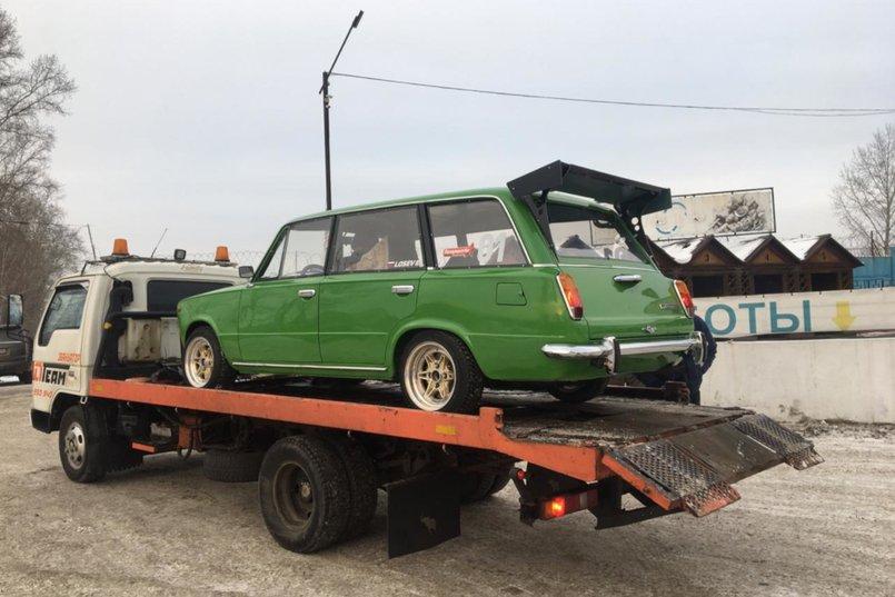 Сейчас Евгений находится в Красноярске, где готовит несколько машин к зимним соревнованиям по дрифту