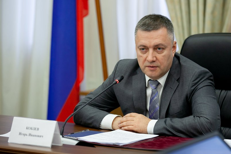 Игорь Кобзев, декабрь 2019 года