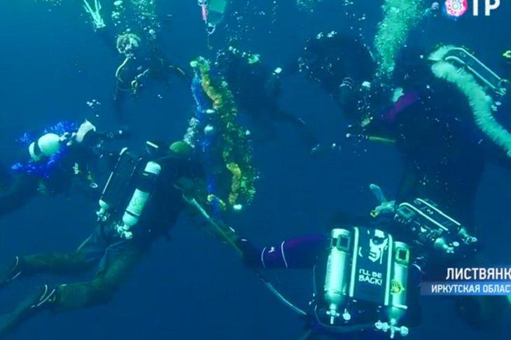 Скриншот видео телеканала ОТР