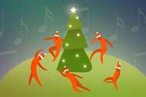 Новогодний плейлист: включаем праздничное настроение!