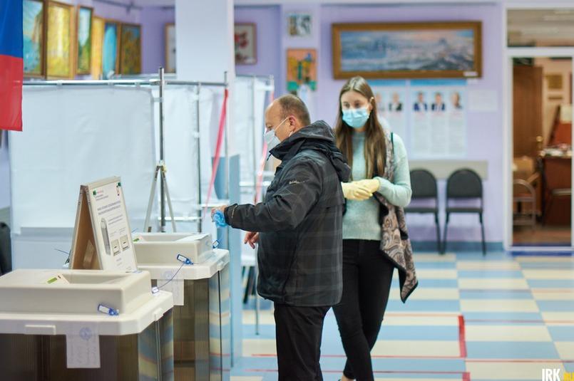 В этом году выборы проходили три дня: с 11 по 13 сентября