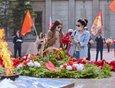 9 мая 2020 года в Иркутске отменили Парад Победы и другие массовые мероприятия. Несмотря на это, иркутяне пришли к Вечному огню почтить память людей, погибших в годы Великой Отечественной войны.