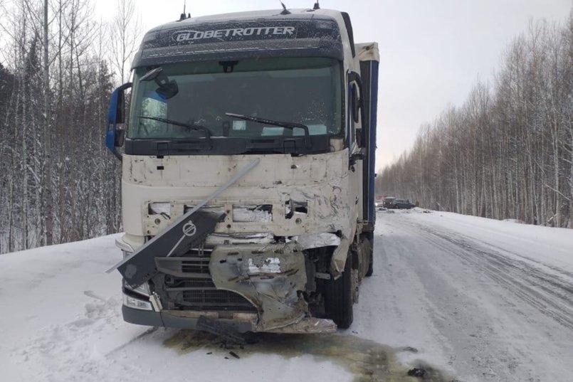 ДТП  в Усть-Илимском районе