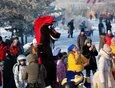 12 января 2020 года на острове Конный состоялся третий бал-маскарад. Как всегда, зрителей ждали игры, конкурсы, танцы. На праздник пришли и взрослые, и дети.