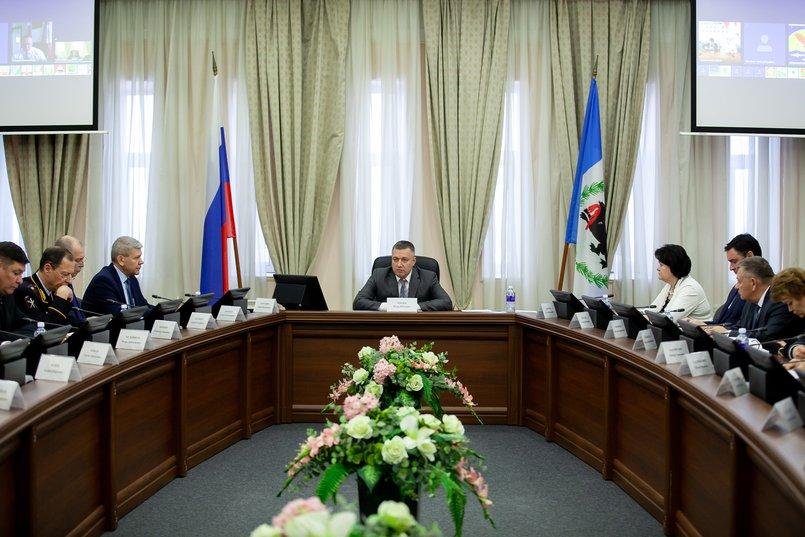 Заседание кабмина, декабрь 2019 года