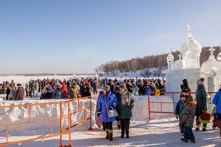 На заливе Якоби в 2020 году. Фото Анастасии Влади, IRK.ru