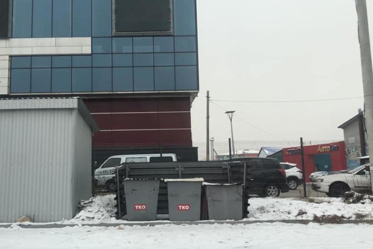 В Иркутске. Фото пресс-службы администрации Иркутска