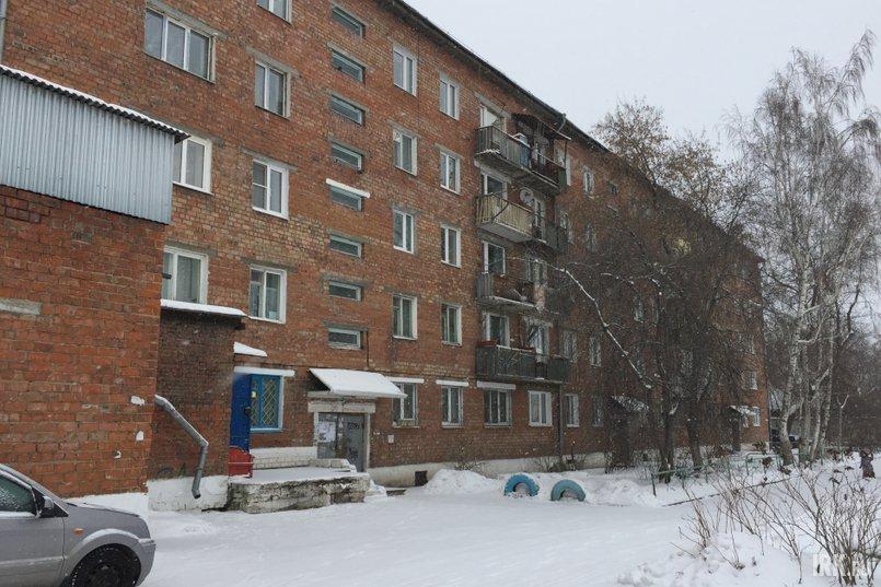 Дом №7 по улице Детсадовская возвели в 1975 году