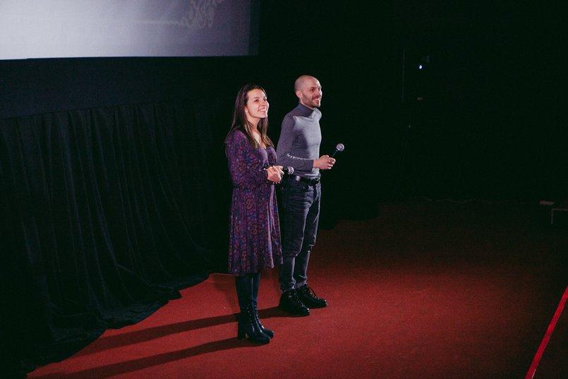 Премьера кинофильма состоялась 1 декабря 2020 года в Иркутске