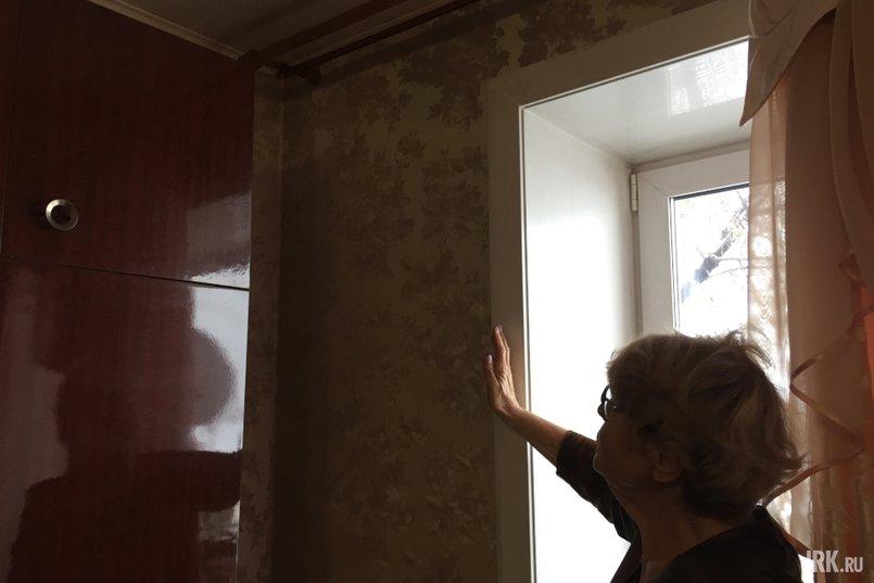 Внутри квартиры после ремонта трещина больше не появлялась