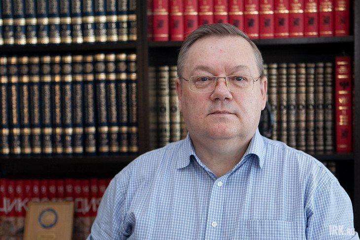 Виктор Игнатенко. Фото IRK.ru