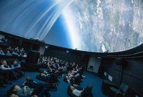 Большой иркутский планетарий в школе № 19
