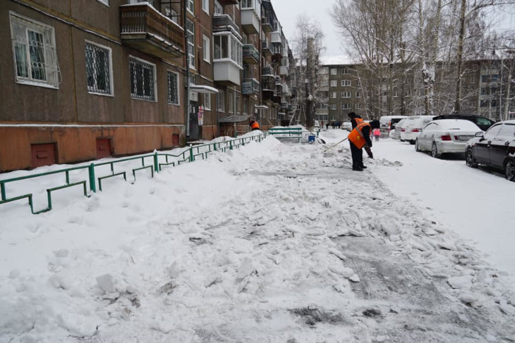 Фото пресс-службы администрации Иркутска