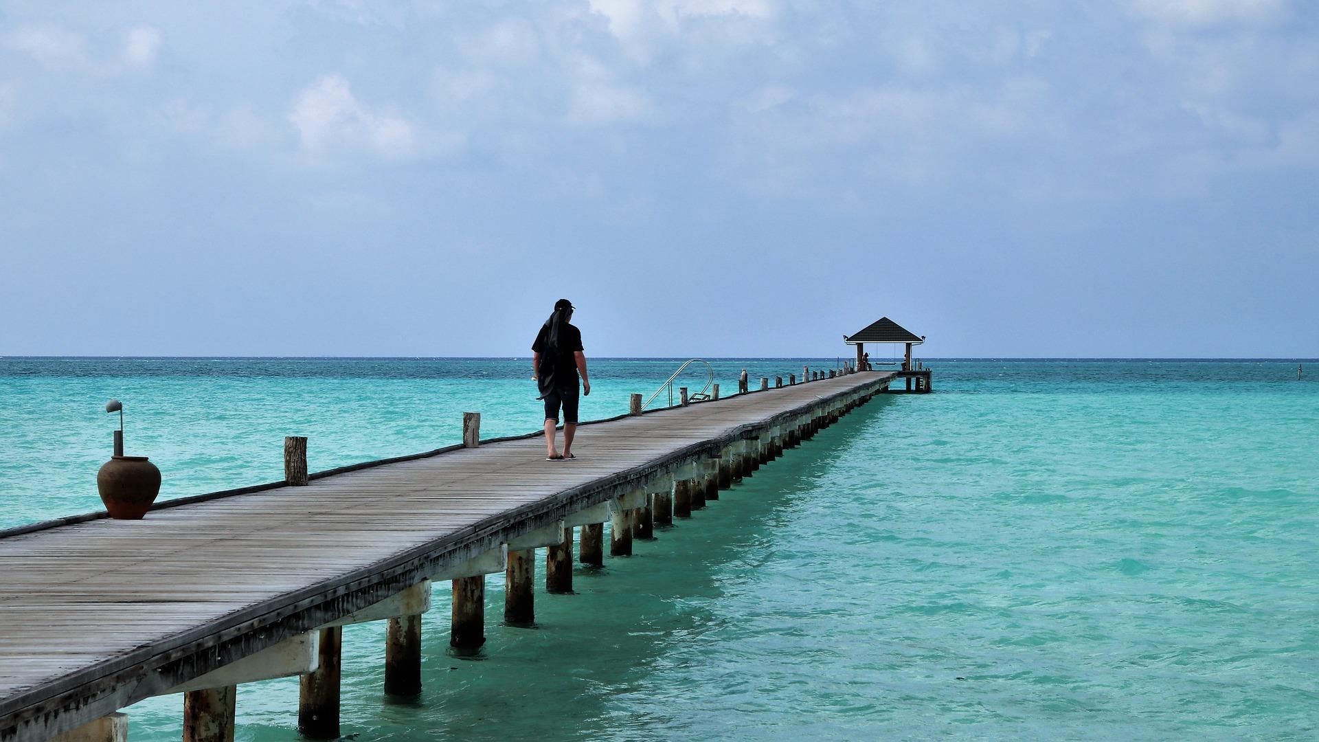 Мальдивы. Фото с сайта pixabay.com