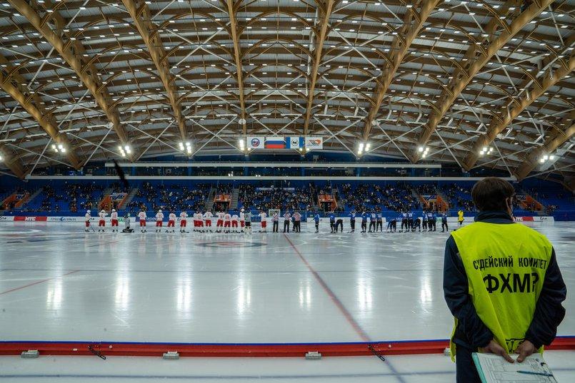 23 января «Байкал-Энергия» провела первый в 2021 году домашний матч в рамках Чемпионата России по хоккею с мячом
