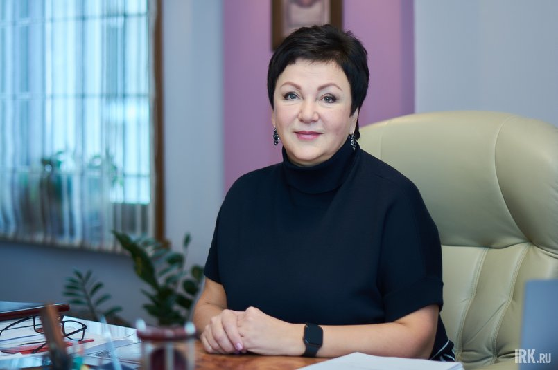 Татьяна Мезенцева, директор Иркутского областного музыкального театра имени Н.М. Загурского