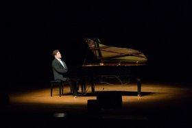 Денис Мацуев на фестивале в 2017 году. Фото Евгения Евтюхова