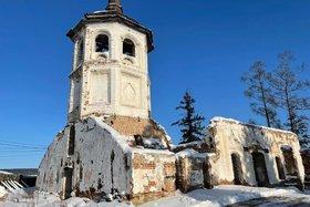 Церковь Сретения Господня. Фото с сайта правительства Иркутской области