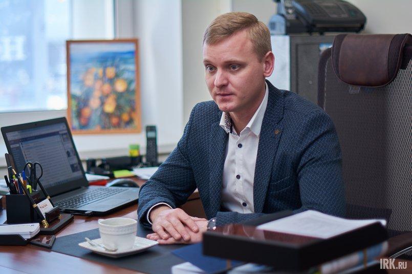 Андрей Стрельцов, директор Иркутского областного театра кукол «Аистенок»
