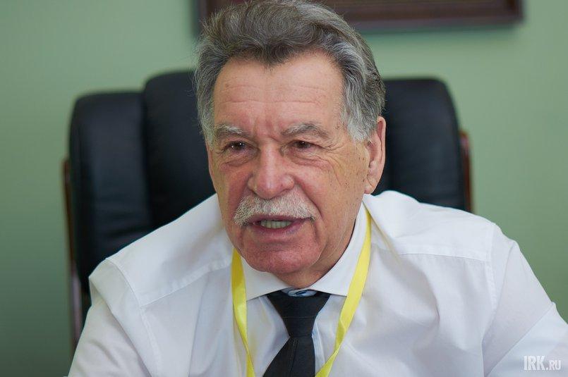 Анатолий Стрельцов, директор Иркутского академического драматического театра имени Н.П. Охлопкова