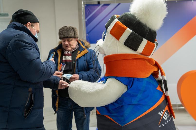 Компания En+ Group, генеральный спонсор команды «Байкал-Энергия», организовала большой спортивный праздник