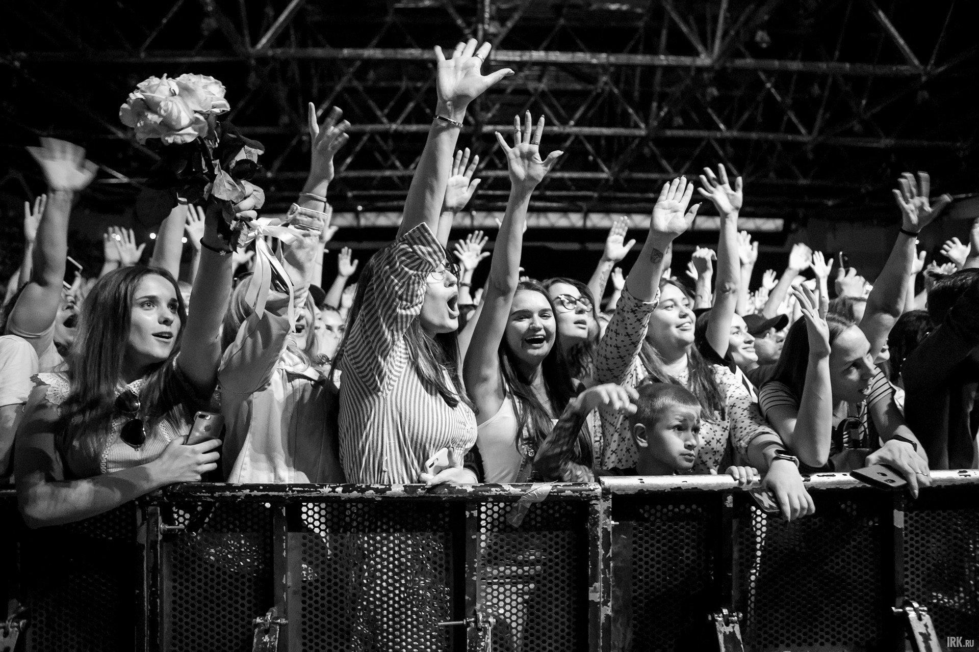 Концерт Басты, июнь 2019 года. Фото - Анастасия Влади