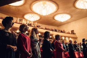 Зрители в музыкальном театре. Фото Артема Моисеева, IRK.ru