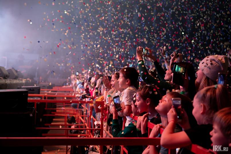 Концерт Тимы Белорусских, октябрь 2019 года. Фото - Анастасия Влади