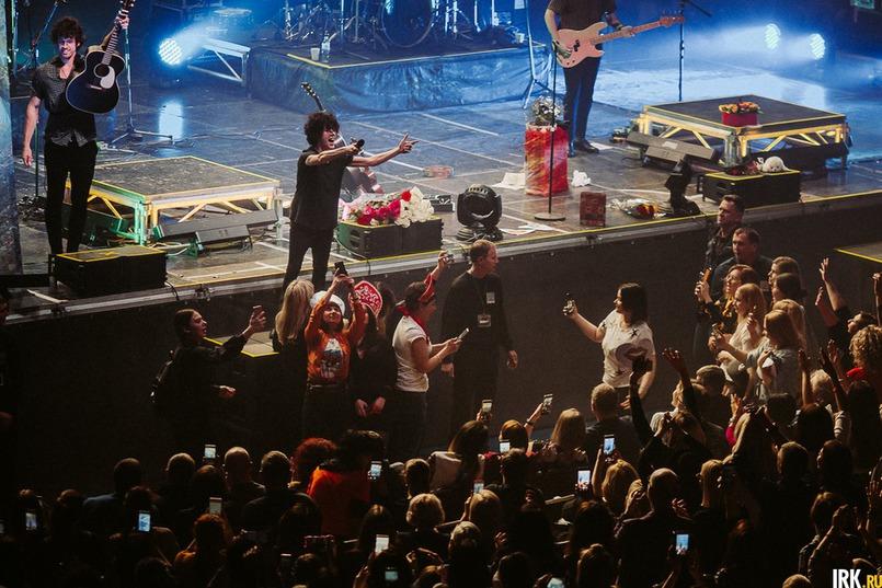 Концерт LP, март 2019 года. Фото - Артем Моисеев