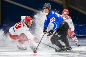 Хоккеисты. Фото Павла Татарникова