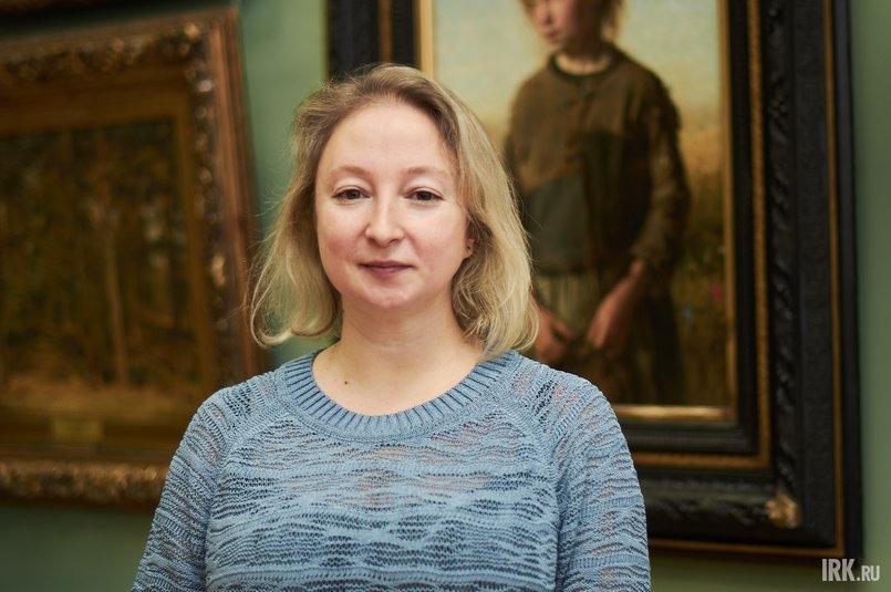 Ольга Рудая, заведующая отделом фондов