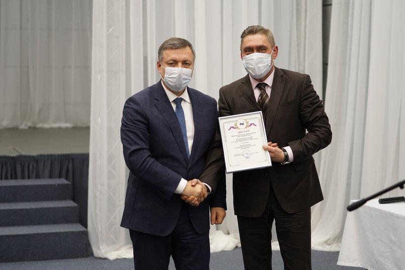 Вадим Семенов, мэр Черемхово