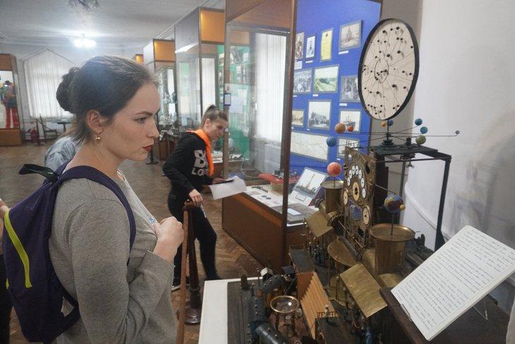 Участники квиза в Иркутском областном краеведческом музее. Фото с сайта vk.com/museum.irkutsk