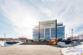 Библиотека ИГУ. Фото IRK.ru