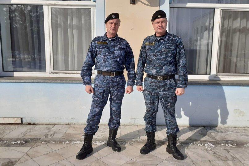Андрей и Сергей Некрасовы